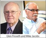 Froseth, Jacobs inducted into ND Newspaper Hall of Fame